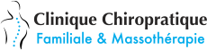 Clinique Chiropratique Familiale et Massothérapie Logo